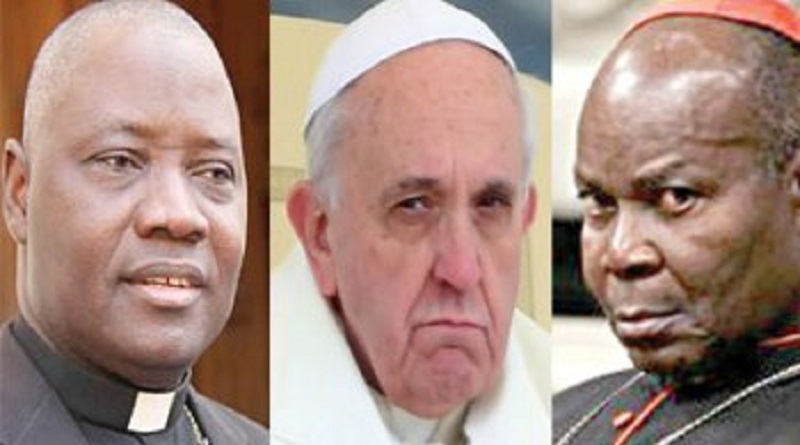 ARE MBAISE CATHOLICS OUT TO DISOBEY THE POPE?