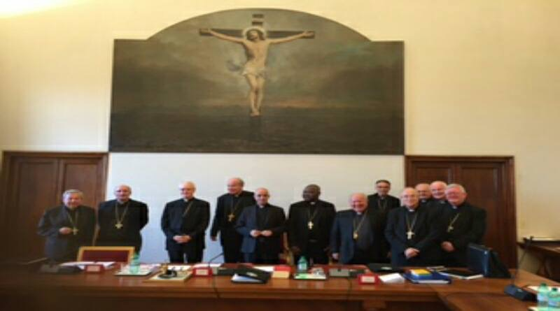 4TH PLENARY OF THE PONTIFICAL COUNCIL FOR PROMOTING THE NEW EVANGELIZATION