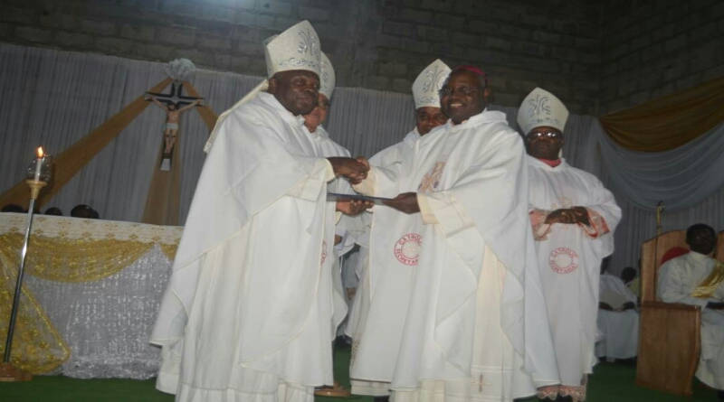 INAUGURATION/HAND OVER TO THE NEW PRESIDENT OF CATHOLIC BISHOPS IN NIGERIA,  22.02.18