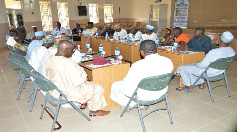 DREP CENTRE HOSTS MIANGO/IRIGWE AND FULANI ELDERS AND YOUTHS, SUES FOR PEACE
