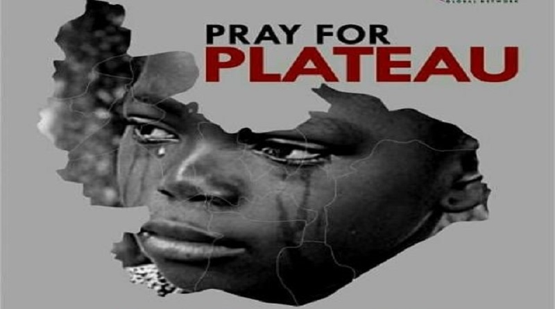 PRAYER FOR POLITICAL, ETHNIC AND RELIGIOUS PEACE IN PLATEAU STATE