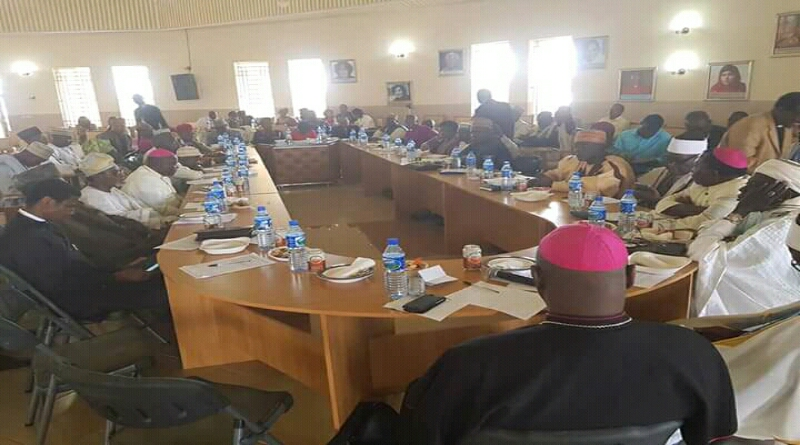 OPENING SPEECH AT THE MEETING OF ETHNIC, RELIGIOUS AND COMMUNITY LEADERS ON THE RECENT CRISIS SITUATION IN PARTS OF PLATEAU STATE JOS