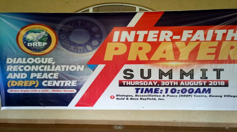 INTER-FAITH PRAYER SESSION