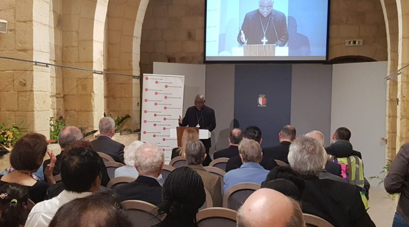 KEYNOTE SPEECH AT RELIGIOUS FREEDOM REPORT LAUNCH 2018