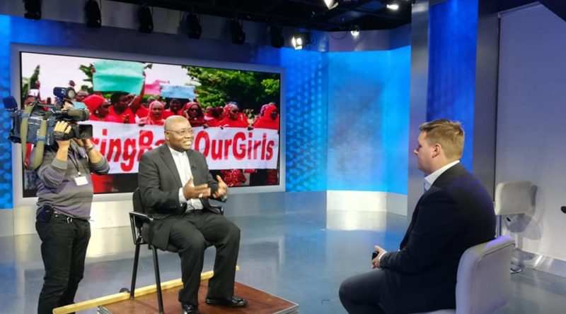 ON LEAH SHARIBU AND THE SCHOOL GIRLS KIDNAPPED BY BOKO HARAM